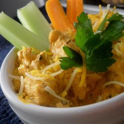 Healthy Makeover Recipes: Healthier Buffalo Chicken Dip