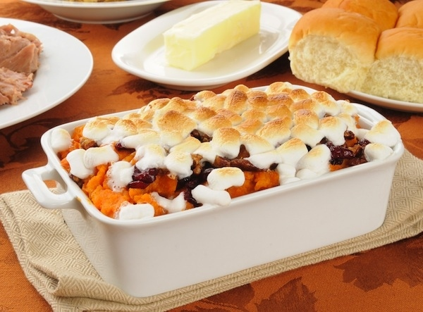 Why We Should All Be Eating Sweet Potato Casserole All Year Round