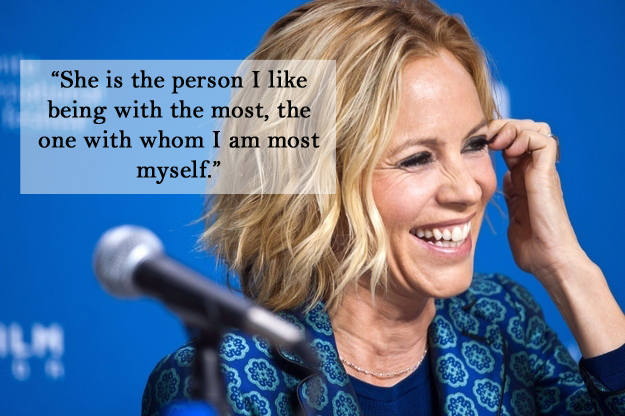Actress Maria Bello Comes Out In A Touching Personal Essay