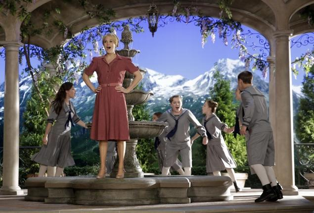 TV is live with 'The Sound of Music'