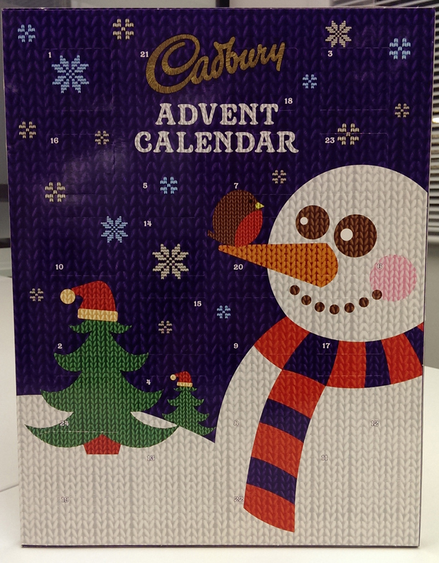 Reviewing The 2013 Advent Calendars (With Spoilers)
