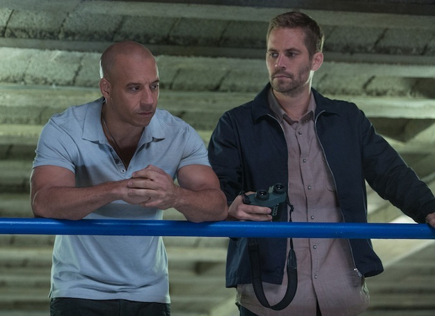 Vin Diesel Posts Brief And Moving Tribute To Paul Walker