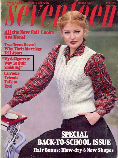 12 Vintage Teen Magazine Cover Stories That Would Never Happen Today