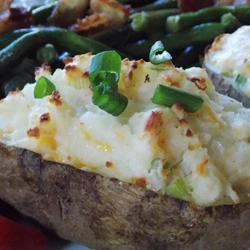 Healthy Makeover Recipes: Healthier Ultimate Twice Baked Potatoes