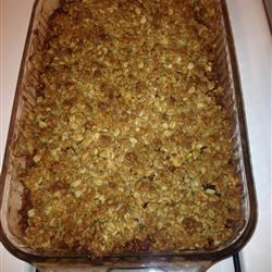 Healthy Makeover Recipes: Healthier Apple Crisp II