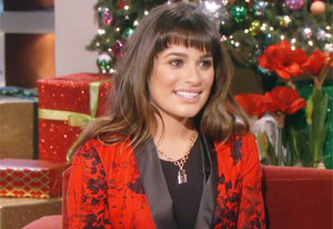 Lea Michele Opens Up About Cory Monteith on Ellen: Grief Is with Me Every Day