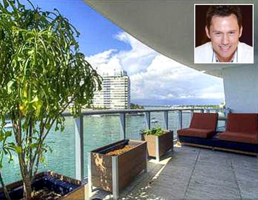 'Burn Notice' Star Lists Miami Home and Other Celeb Realty