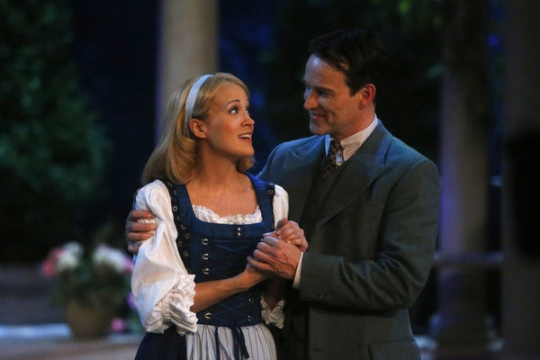 """Sound of Music Live!,"" starring Carrie Underwood, out on DVD today"