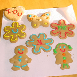 Low-Calorie Recipes: Nauvoo Gingerbread Cookies
