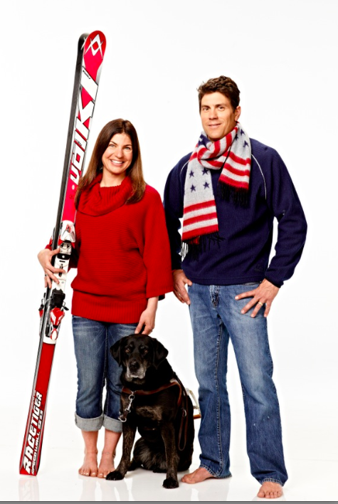 "Paralympians Rob & Danelle Umstead: ""People With Disabilities Can Do Amazing Things"""