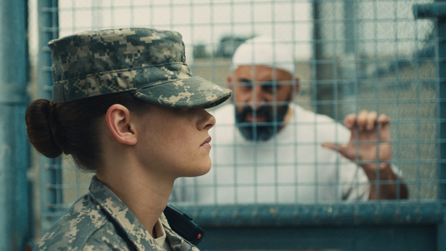 "Kristen Stewart Says Good-Bye To Twilight With Sundance's ""Camp X-Ray"""
