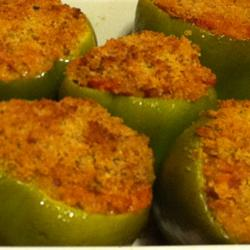 Healthy Makeover Recipes: Healthier Stuffed Peppers