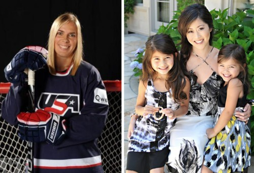 A Look At 5 Winter Olympic Parents