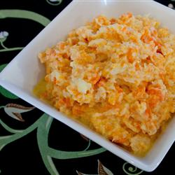 MyPlate Recipes: Mashed Cauliflower and Carrots