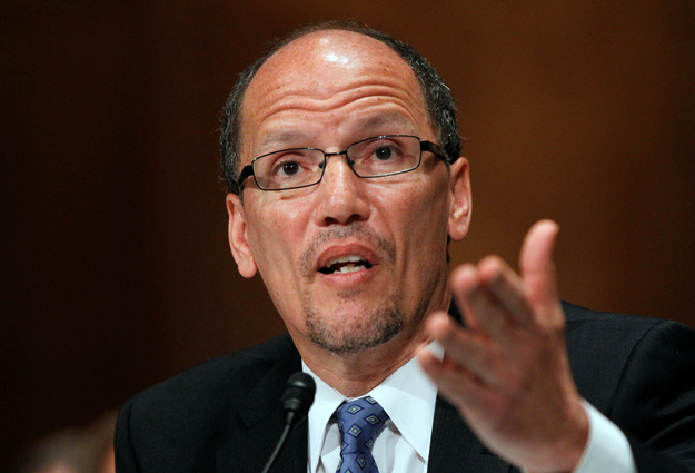 Obama's Labor Department Refuses To Say If It's Protecting Trans Workers