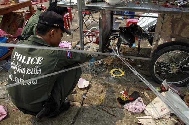 Fatal Attacks Target Protests In Thailand, Kill Three Children