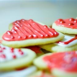 Healthy Makeover Recipes: Healthier Sugar Cookie Icing