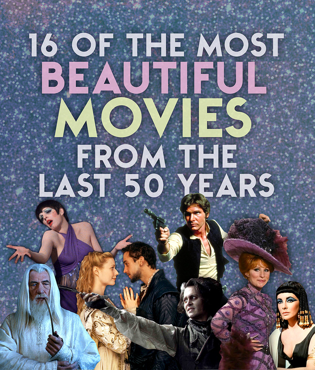 16 Of The Most Beautiful Movies From The Last 50 Years