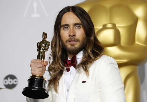 Imagining A World Where Everyone Has Jared Leto's Hair
