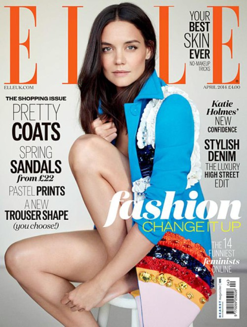 Katie Holmes: I'm Concentrating On Acting & Motherhood