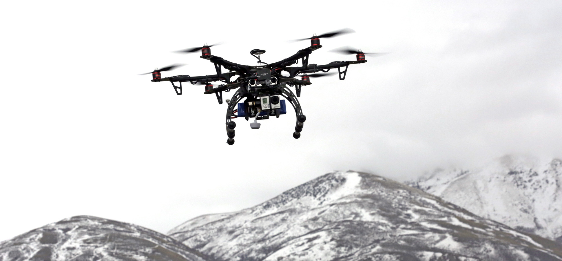 In the U.S., the Commercial Drone Industry Can't Get Off the Ground