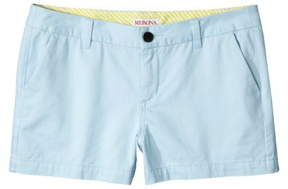 Fabulous Find of the Week: Target Chino Shorts