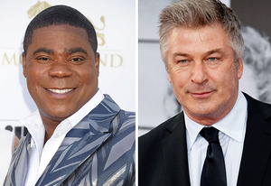 "Tracy Morgan: I'm ""Concerned"" About Alec Baldwin"