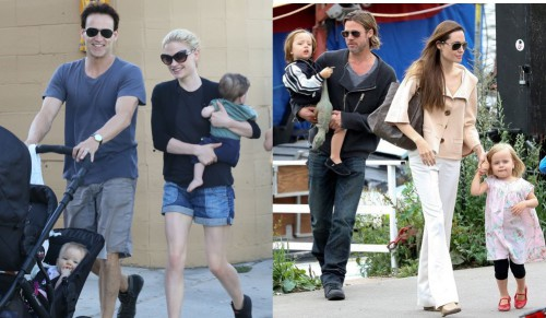 5 Co-Stars Turned Couples & Parents