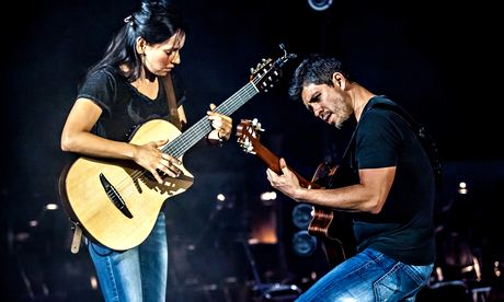 Rodrigo y Gabriela: 9 Dead Alive review acoustic guitar virtuosos return to furious flamenco and frantic riffs