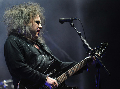 21 Things Robert Smith's Hair Actually Looks Like