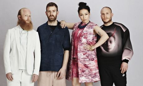 Little Dragon: 'It's the moment your parents realise you are doing something with your life'