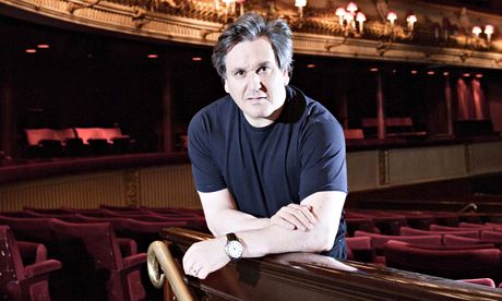 Antonio Pappano interview: 'This elitist label is tiresome. Opera is so visceral'