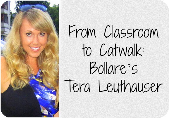 From Classroom to Catwalk: Bollare's Tera Leuthauser