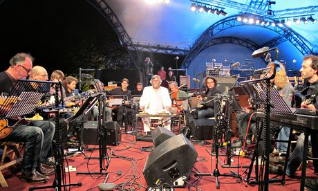 Orchestival: orchestral manoeuvres in the park