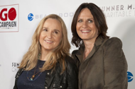 Melissa Etheridge Got Married & She's Totally Psyched About It