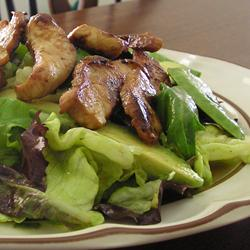 Low-Fat Recipes: Grilled Chicken Citrus Salad