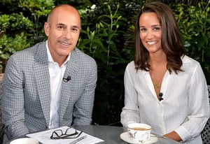 Pippa Middleton Gives First TV Interview to Today