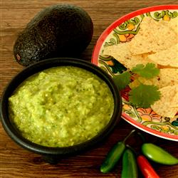 MyPlate Recipes: Spicy Avocado Sauce