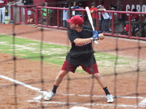 Staley's inaugural celebrity softball game a hit