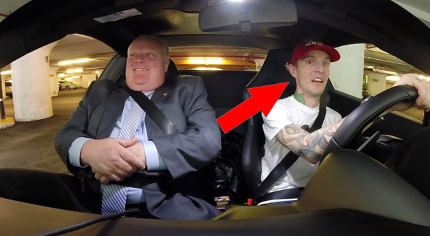 The Inside Story Of Deadmau5 And Rob Ford's Coffee Run