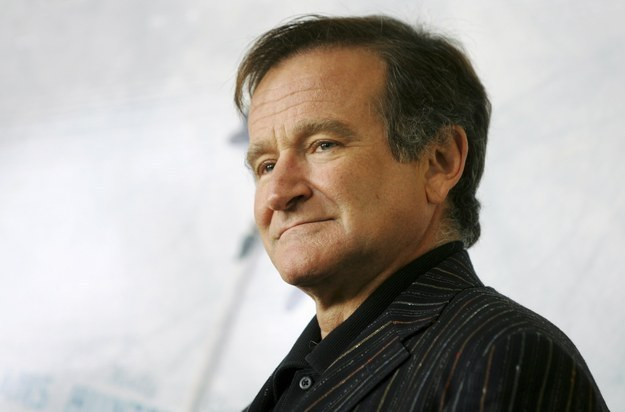 The Academy's Tweet In Memory Of Robin Williams Is Really A Tearjerker