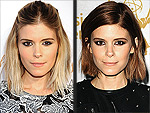 Kate Mara's Back to Red, Rose McGowan Goes Short: Hair News Not to Miss