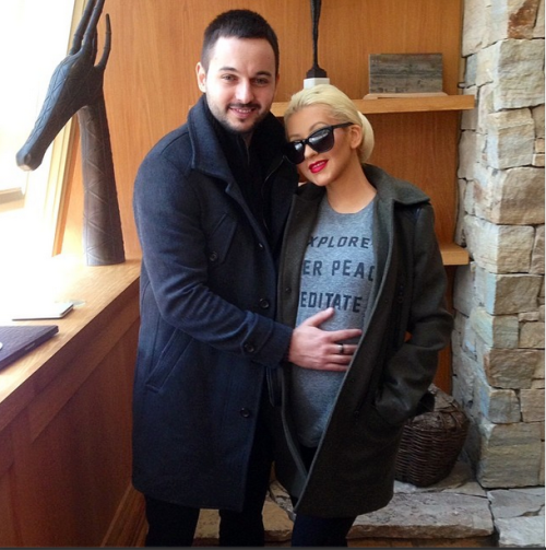 Christina Aguilera Welcomes Baby No. 2: A Girl