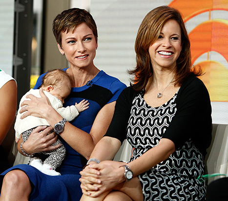 Jenna Wolfe & Stephanie Gosk Expecting Baby No. 2
