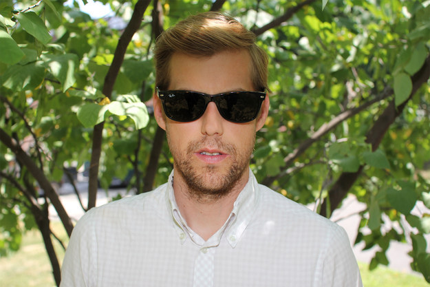 Andrew McMahon's Life After Pop Punk