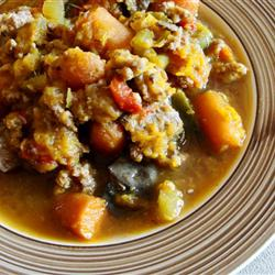 MyPlate Recipes: Jen's Hamburger Soup