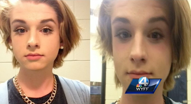 Teen Suing South Carolina DMV After Being Told To Remove His Makeup For License Photo