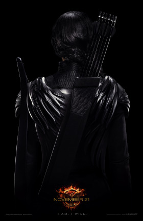 Check Out Jennifer Lawrence in the New Mockingjay Poster