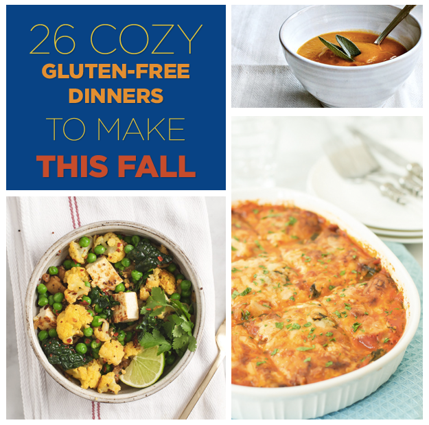 26 Cozy Gluten-Free Dinners To Make This Fall