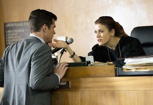Exclusive Bad Judge Sneak Peek: Kate Walsh and Ryan Hansen Indulge in Some Steamy Afternoon Delight
